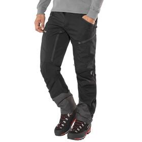 Lundhags Makke - Pantalones de Trekking Hombre - short negro